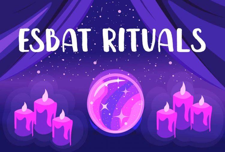 Esbat Rituals Wicca