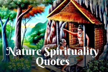 Nature Spirituality Quotes
