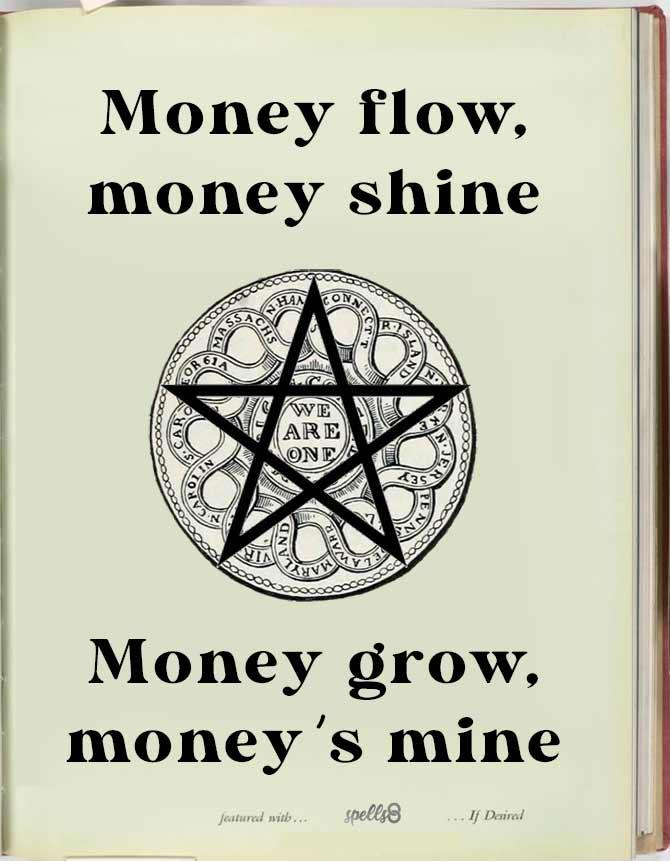 New Moon Prayer for Money