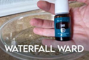 Waterfall Ward Protective Magic Recipe