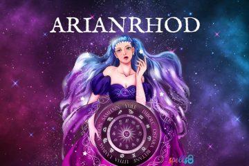Arianrhod Celtic Goddess