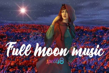 Witchy Music Full Moon Meditation