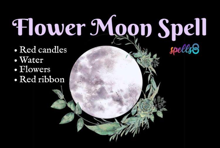 Spell for Flower Moon