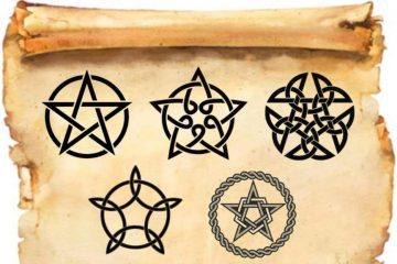 Celtic Pentacle Symbolism, Meaning