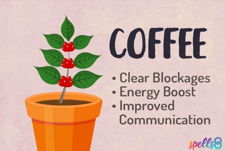 Coffee Spiritual Uses