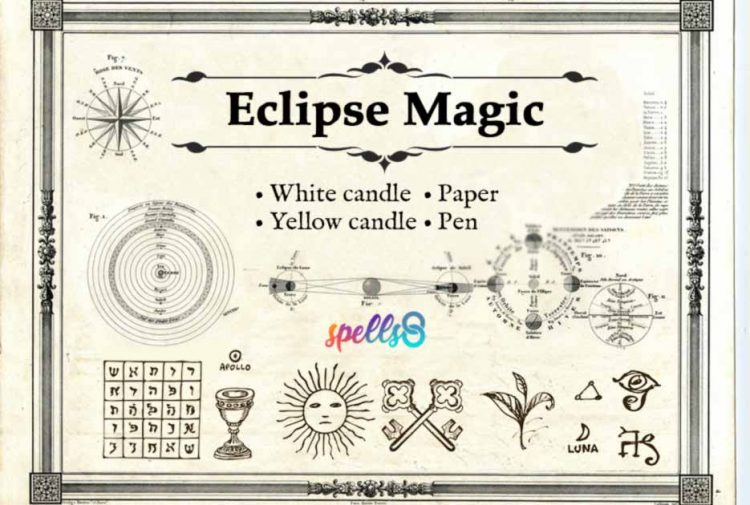 Spell For Solar Eclipse