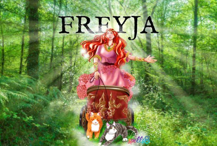 Freyja Goddess Worship