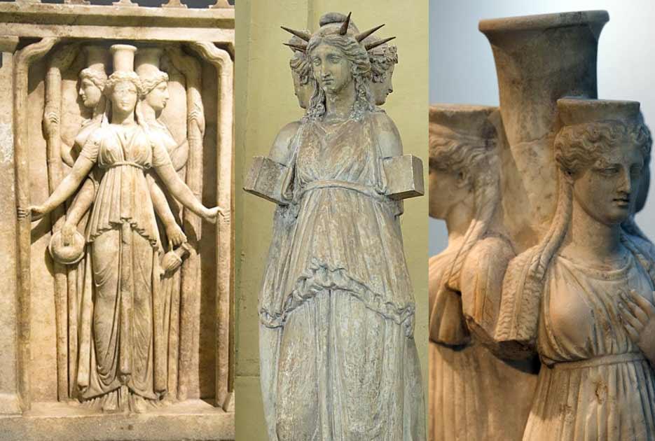 Hecate: Greek Goddess Art