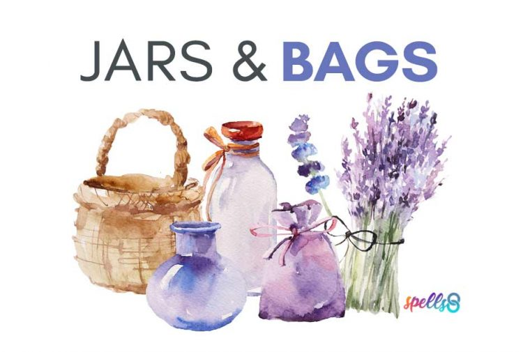 Jars and Spell Bags