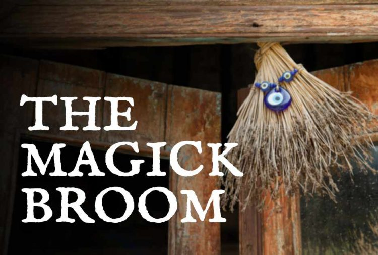 Magick Broom Meaning Witchcraft