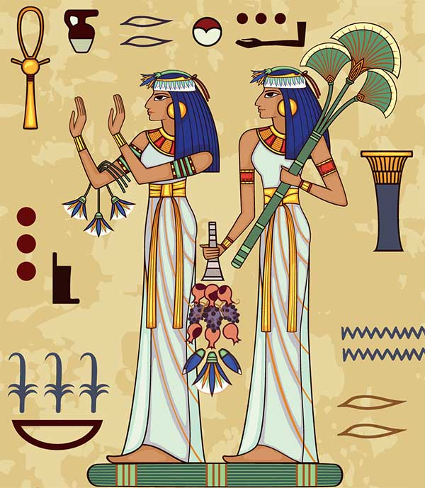 Myth of Goddess Isis
