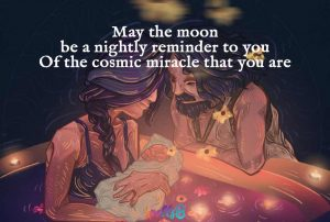 Newborn Baby Blessing (Wiccan - Pagan)