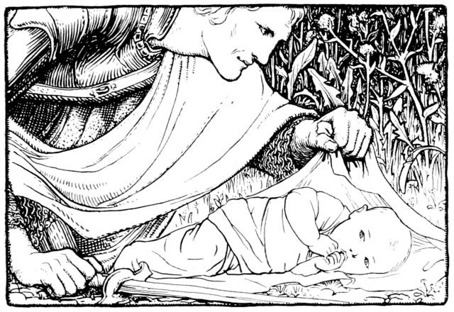 Rhiannon Goddess Myth