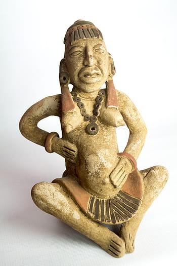 Sculpture of Ix Chel
