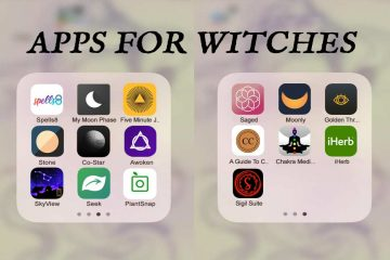 Apps for Witches