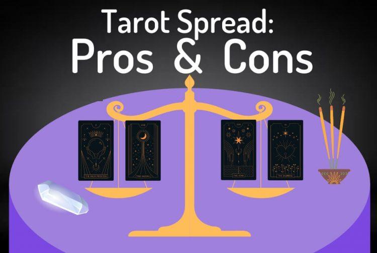 Pros and Cons Tarot Spread