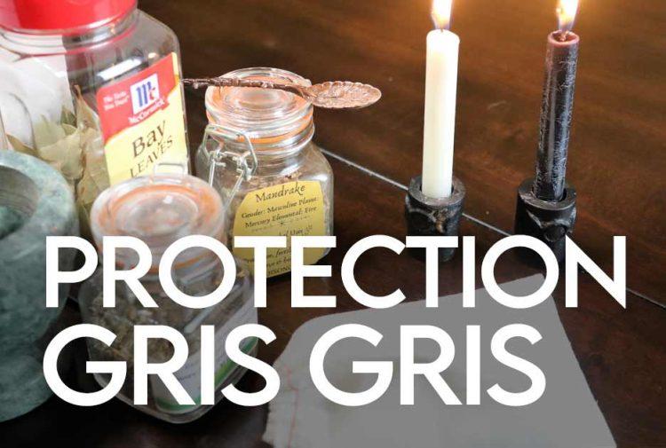 Protection Gris Gris Bag