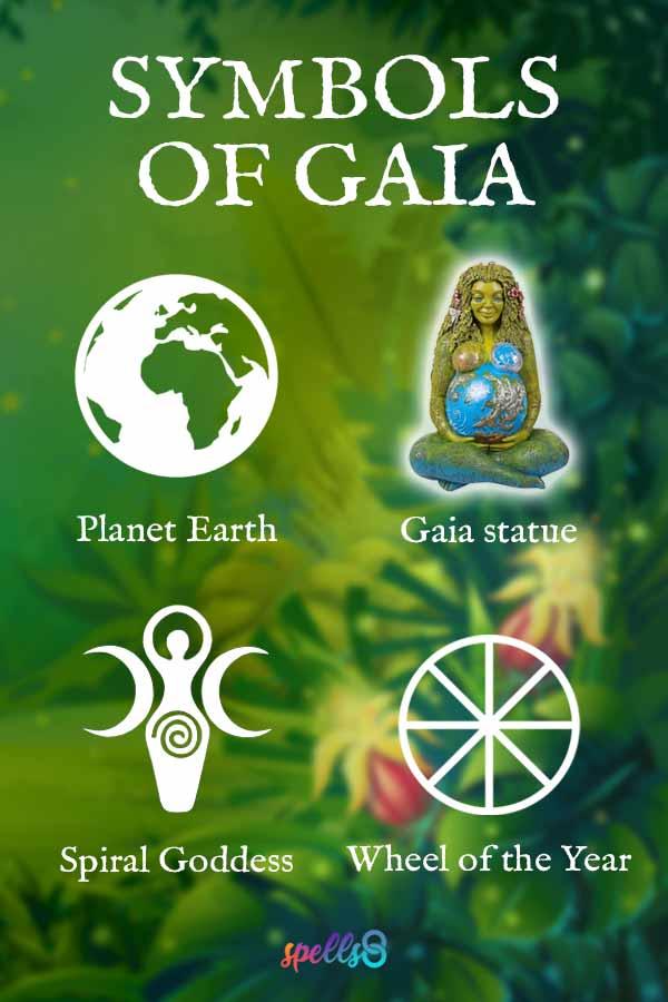Symbols of Gaia