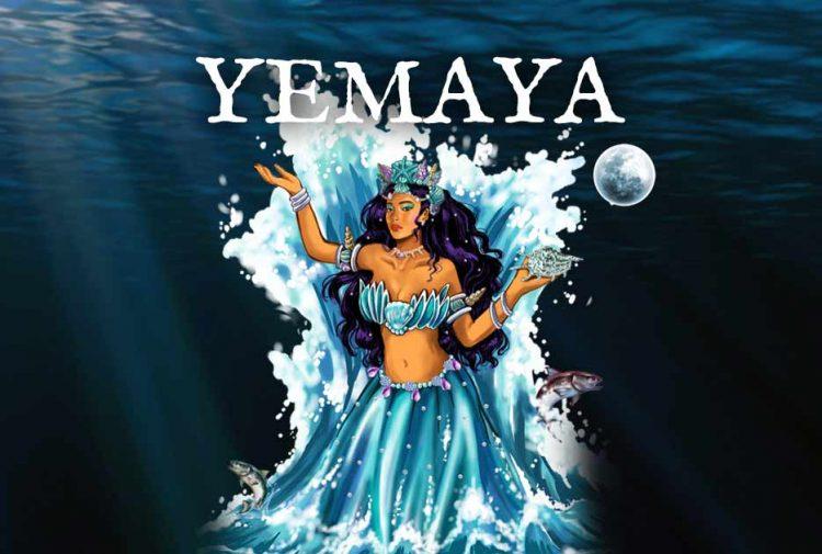 Yemaya Goddess