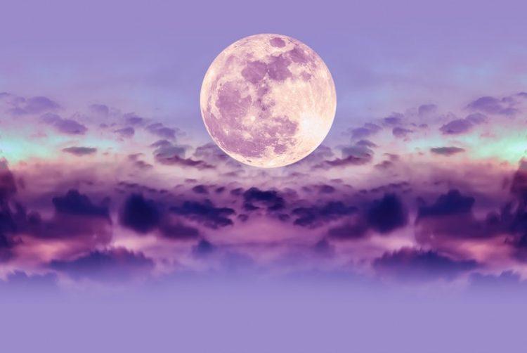 Full Blue Moon August 2021