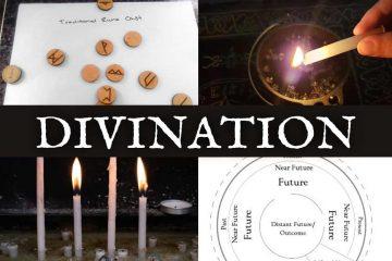 Divination Methods Traditional & Modern