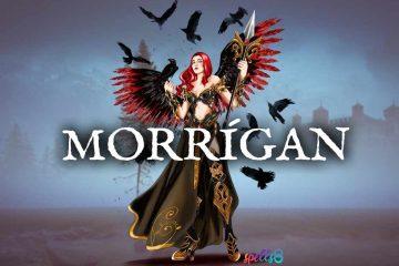 Morrígan Goddess: Offerings, Signs, Symbols & Myth