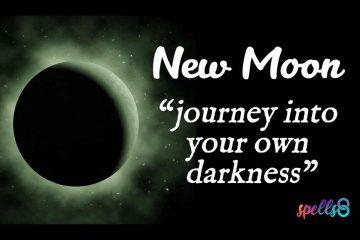 New Moon in Virgo September 2021