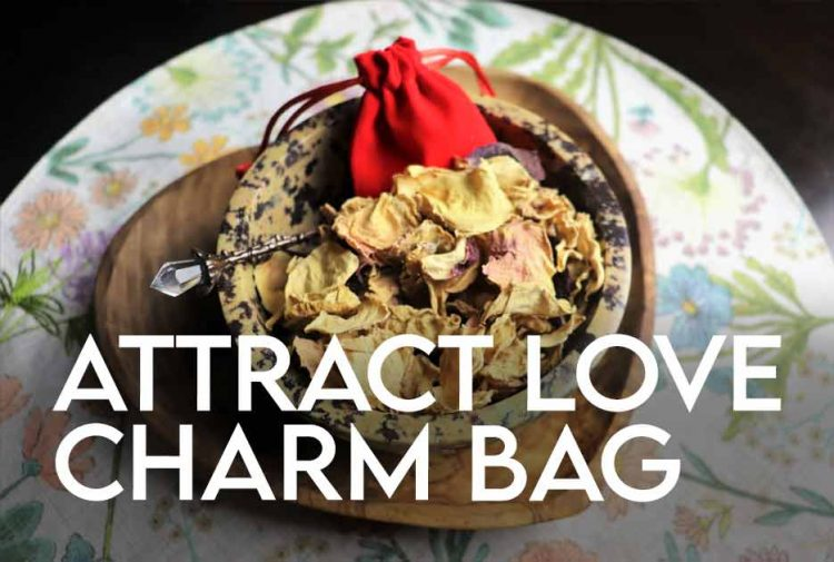 Love Attraction Charm Bag