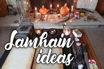 Samhain Celebration Wicca